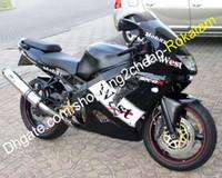 Kit de rechange de carénage ZX9R pour Kawasaki Ninja ZX9R 98-99 ZX 9R 1998 1999 99 99 Raccords de moto de carrosserie ABS (moulage par injection)