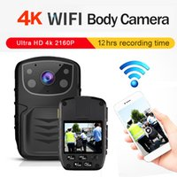 4K الجسم كليب الشرطة مصغرة كاميرا WIFI AP بعد رؤية ليلية واسعة الزاوية 1440P 1296p الأمن والعنف المنزلي comcorder