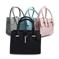 Crazy2019 Vintage Women Leather Tote Bag Women Shoulder Bags...