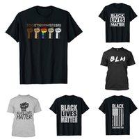 9 Stiller Ben Erkekler için Yeni T Shirt Breathe Cant / 2020 Eşitlik Giyim Moda Desen Yeni Erkek Üst Tees Siyah Hayatlar Önemlidir Mücadeleleri womens