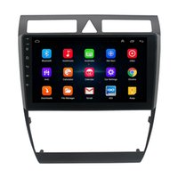 Android 9.1 2 Din Car Radio Multimedia GPS Player 2DIN Car Stereo for For AUDI A6 with Gps 1080p Bluetooth Wifi