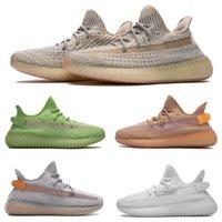 2020 Ny Yecheil Yeezreel V2 700 500 380 Statisk reflekterande löparskor 36-48 Sneaker Clay, Hyperspace, TrfrM 700 V2 Sportskor med låda