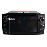 new free shipping Car DVD player for Corolla E120 2003 2004 ...