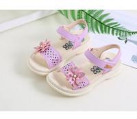 أحذية جلدية الصيف الاطفال الصنادل الأطفال أطفال أحذية للبنات زهرة الصنادل أزياء لينة أحذية رياضية أسفل