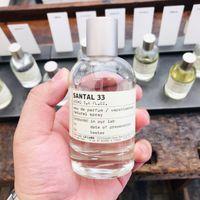 DHL Le Labo fragranza del profumo 100ml Colonia Rose Thé Noir Eau De Toilette Marca Profumi di incenso