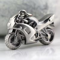 """Juguete de aleación modelo de automóvil, hebilla de llave para motocicleta mini, colgante personalizable de alta simulación, para el regalo de """"Fiesta"""" para niños de fiesta, recolección, decoración"""