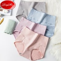 5Pcs lot Panties Women High Waist Body Shaper Underwear Soft...
