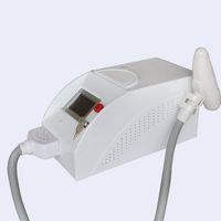 Taşınabilir 1064nm 532nm Q anahtarı Nd Yag Lazer Dövme Temizleme Makinesi Cilt Soyma Makinesi için Karbon Soyma Makinesi