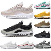 Acquista Nike Air Max 97 Shoes New Metallic Pack 97 97s QS Scarpe Da ... 0576ad4b5e9