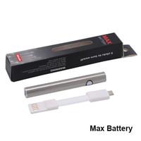 Максимальный предварительный нагрев батареи 380 мАч с переменным напряжением, нижняя зарядка с USB 510 Vape Pen для батареи Amigo Liberty Vape Cartridge