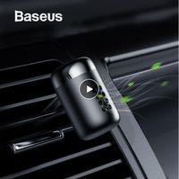 자동차 에어 벤트 출구 청정제 에어컨 클립 유포자에 대한 솔리드 Baseus 금속 자동차 향수 공기 청정기 아로마 테라피