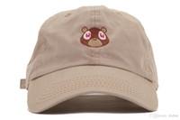 Kanye West Ye Ayı Baba Şapka Güzel Beyzbol Şapkası Erkekler Kadınlar Için Snapback Kapaklar Unisex Özel Yayın Hip Hop Sıcak Stil Şapka