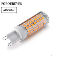 G9 LED Lamp No Flicker AC220V 110V 2835SMD 6W LED Light Bulb...