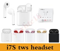 I7S TWS Wireless Earbuds Bluetooth Headphones High quality T...