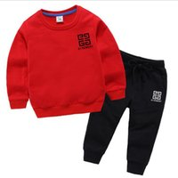 TRAD 2- 8T baby boys girls tracksuits kids brand tracksuits k...