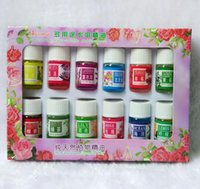12pcs Brand New Essential Oils Pack for Aromatherapy Spa Bat...