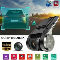 Mini 170 ° 720P FHD coche DVR 2MP cámara grabadora de vídeo ADAS G-sensor Dash Cam USB