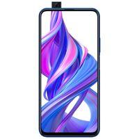 D'origine Huawei Honor 9X 4G LTE Cell Phone 4 Go de RAM 64GB ROM Kirin 810 Octa de base 6,59 pouces Plein écran 48MP ID d'empreintes digitales Smart Mobile Phone