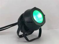 6pcs IP65 Lámpara PAR LED RGBW 200w mazorca 4en1 DMX llevado al aire libre luz de la igualdad