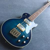 Usine Custom 8 cordes guitare basse électrique, touche palissandre, Flame Maple Top, matériel de chromage, livraison gratuite