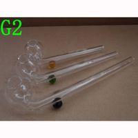 in USA da Stati Uniti magazzino dell'America 12Pcs Vetro Pipe Tubi di vetro Slingshot Vetro Teschio Pips G2