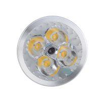 GU10 ışık Sıcak Beyaz led Dim lamba Spotlight 4W led / Beyaz Soğuk