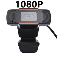 Горячая продажа 30 градусов поворотный 2.0 HD веб-камера 1080p USB камера запись видео веб-камера с микрофоном для ПК компьютер