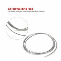 2.00mm * 3 m fio de cobre de alumínio fio de solda de cobre fio de solda de cobre de baixa temperatura de alumínio para AC Refrigeração