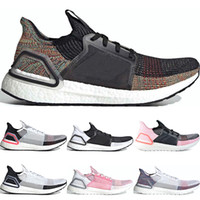 2019 Ultra Boost 19 Hombres Mujeres Zapatillas de running Panda Oreo Cloud White Active Bat Orchid True Pink Ultraboost Trainer Sport Sneakers 36-45