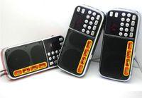 la radio L-088AM avec LED haut-parleur portable carte mini lecteur MP3 machines âgées explosifs modèles de commerce extérieur 2020 A01