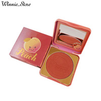 Spedizione gratuita da ePacket In magazzino! New Sweet pesca PAPA Do non PEACH Makeup Face Peach infuso arrossire un colore blush + Regali