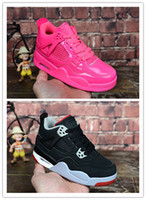 Children shoes Basketball Shoes Wholesale New 4 space jam 72...