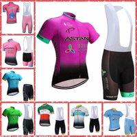 8c3230664 ASTANA Cycling Jersey Hot Sale Men Short Sleeve Mountain Bike Shirt ...