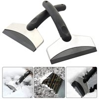 Hot sale Snow Ice Scraper Stainless Removal Clean Tool Auto ...