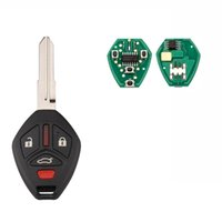 3 + 1Buttons الذكية مفتاح البعيد تشيب باقة ID46 لميتسوبيشي جالانت الكسوف 2007 2008 2009 2010 2011 2012 للOUCG8D-620M-A 313.8Mhz