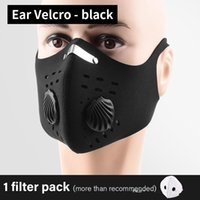 Stock! Biking Anti Dust Bike Face Mask With Activated Carbon...