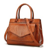 good quality Women' s Leather Handbags With Pouch Female...