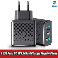 Quick Charge 3. 0 dual port USB Charger Universal 2 Port Fast...