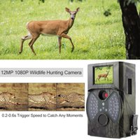 Time Lapse Hunting Trail Wild Camera HC300A Foto Trap Digital Cameras IR LED Night Vision Infrared Cams for Hunter