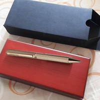 الشحن مجانا ! ! AP القلم هدية القلم المعادن الذهبي / Rosegolden / الفضة / أسود متقلب أحمر الخشب مربع الحبر القلم الكلاسيكية الفاخرة نوعية جيدة