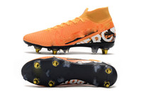 Superfly 7 Elite SE FG Chaussures de soccer CR7 Soccer Cleats Neymar Chaussures de football Vapors 13 Elite FG