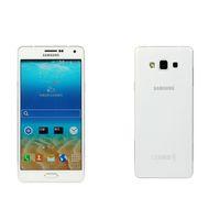 Восстановленного Оригинального Samsung Galaxy A7 A7000 Dual SIM 5,5 дюйма окт сердечник 2GB RAM 16GB ROM 13 Мпикс камеры 4G LTE мобильного телефон бесплатно DHL 1шт