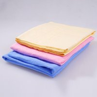 Pet Clean Tools The Absorber Synthetic Drying Chamois, High D...