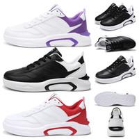 2020 New Shoes casual Skateboarding bianchi viola Uomini Red donne di colore del progettista Trainer piattaforma scarpa da tennis EUR39-44 fatto in Cina fatta in casa
