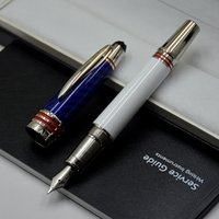 high quality JFK Black - White MB Fountain pen fashion offic...