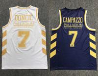 2020 luka doncic # 7 campazzo palladium hotel gruppe team drucken benutzerdefinierte name nummer 4xl 5xl 6xl jersey