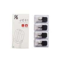 OVNS JC01 Replacement pod Thick Oil 4pcs pack 0. 7ml 1. 5ohm 1...