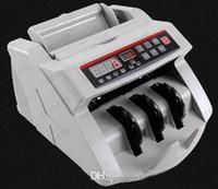 Compteur de billets, argent, adapté au dollar américain, etc. Machine de comptabilisation compatible avec multi-devises