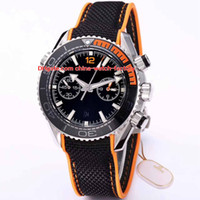 Orologio di alta qualità in stile 8 BF produce Planet Ocean Co-Axial da 45,5 mm 600 M 215.23.46.51.03.001 Orologi da uomo automatici svizzeri con movimento CAL.9900