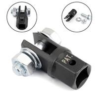 1 / 2inch 드라이브 또는 임팩트 렌치 도구와 함께 사용하기위한 새로운 가위 잭 어댑터 1 / 2inch